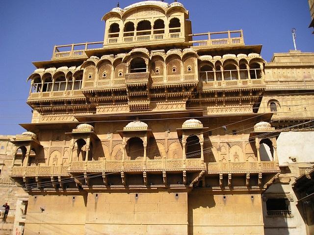 Desert camps in Jaisalmer
